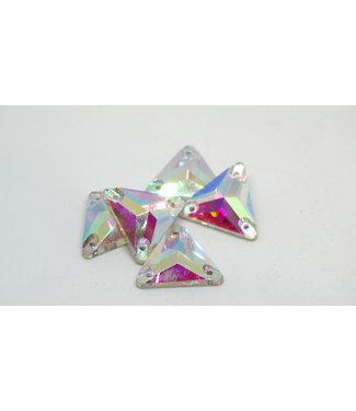 KV Premium Naaistenen Triangle Crystal AB