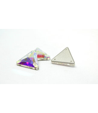 KV Exclusive Naaistenen Triangle Crystal AB