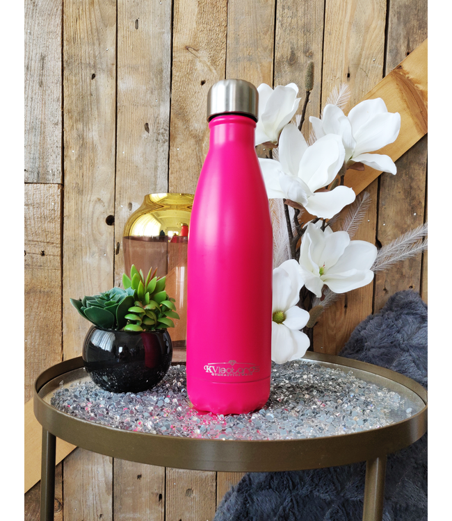 KV Waterbottle Neon Pink