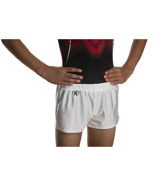 KV Gymnastics Wear Mens gymnastics shorts - short model
