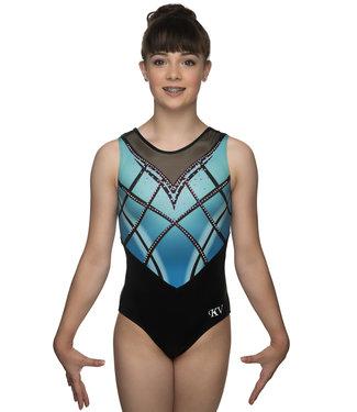 """KV Gymnastics Wear Turnpakje """"Rebel"""" mint"""