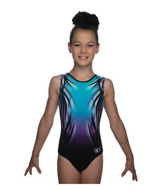 "KV Gymnastics Wear Turnpakje ""Mystery"" mint"