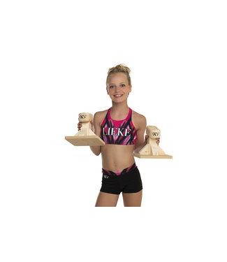 KV Gymnastics Wear Acro paaltjes laag