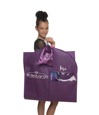 KV Gymnastics Wear Garment bag KV Leotards