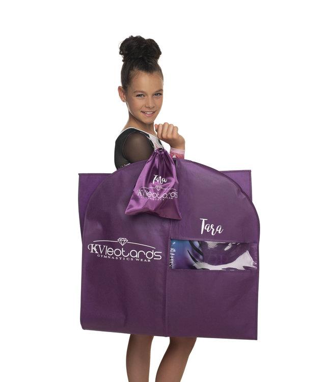 KV Gymnastics Wear Garment bag