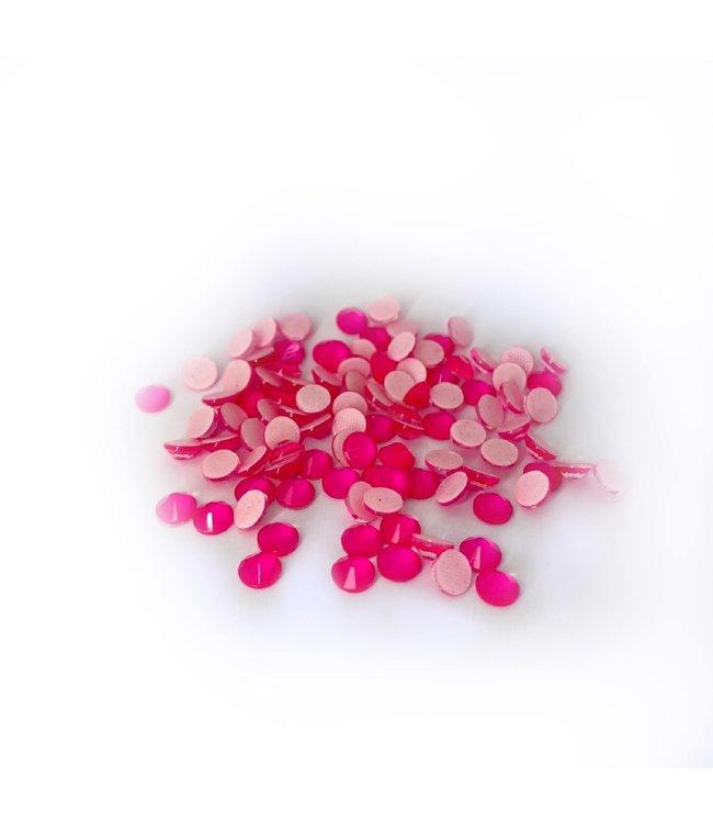 KV Premium Hotfix Neon Rose