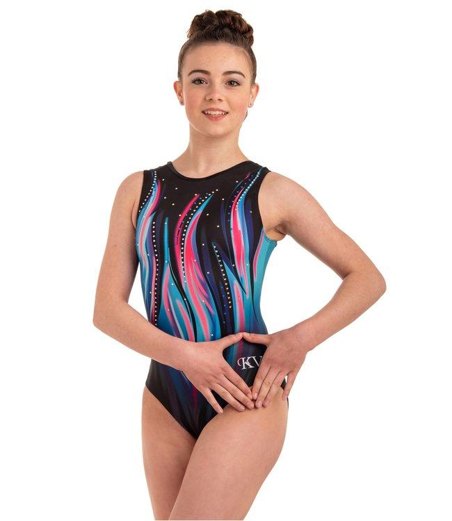 "KV Gymnastics Wear Turnpakje ""Night Sky"""