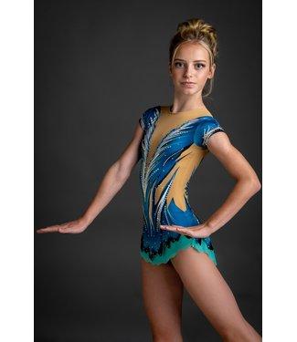 KV Gymnastics Wear Acropak KV21-03