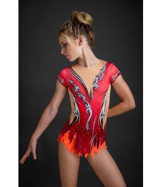 KV Gymnastics Wear Acropak KV21-01