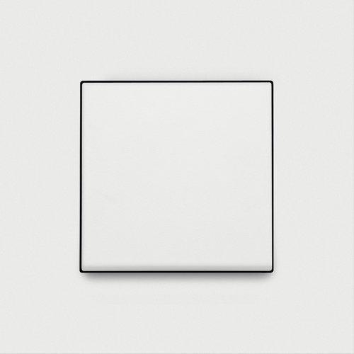 Pure white steel