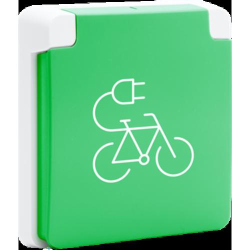 fiets oplaadpunt