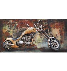 Eliassen Painting 3d 40x80cm Chopper