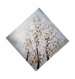 Eliassen Oil painting diagonal Forest