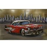 Eliassen 3D-Malerei 90x60cm Cadillac