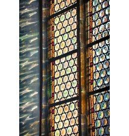 Wandkraft Glasschilderij  Raam 148x98cm