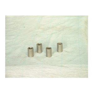 Stainless steel tubes for creation blocks