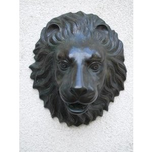 Eliassen Spray figure bronze lion head