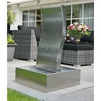 Water feature Ubbink Genova stainless steel