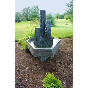 Henri Studio Basalt fountain