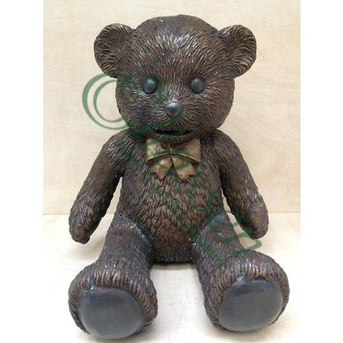 Eliassen Beeld brons teddybeer