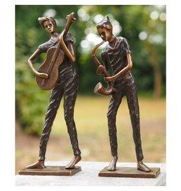 Eliassen Image bronze modern musicians