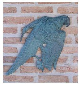 Eliassen Wanddekoration Bronze Ara