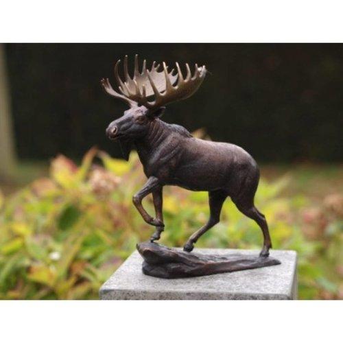 Eliassen Beeld brons eland
