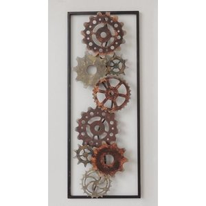 Eliassen Wall decoration gears 1