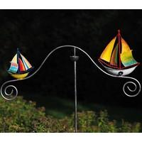 Garden plug balance boats