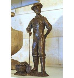 Eliassen Image bronze gardener