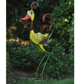 Metal figure bird XXL