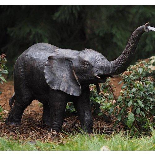 Eliassen Bild Bronze Elefant