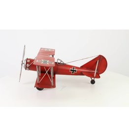 Miniature model Airplane Red Baron large