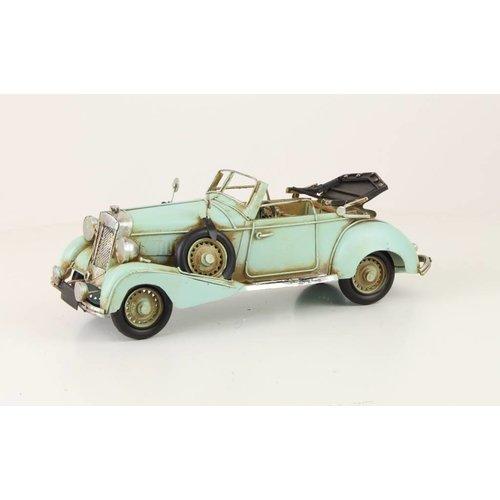Miniatuurmodel blik Cabriolet
