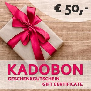 Gift Certificate 50 euro