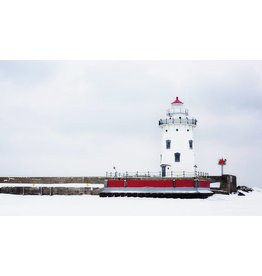Wandkraft Malerei Dibond Lighthouse 118x70cm