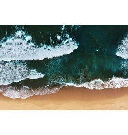 Wandkraft Painting dibond Strand 148x98cm