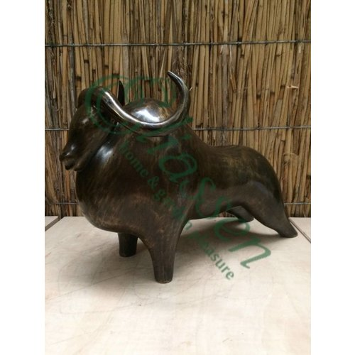 Bronze Urb Büffel