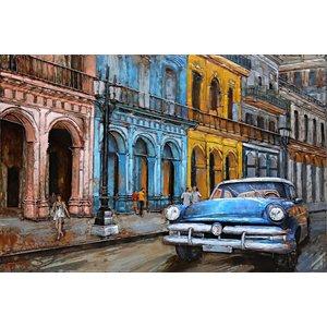 Gave 3D painting Santiago