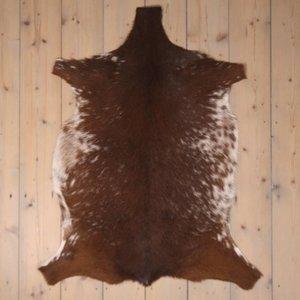 Geitenhuid ca 100 x 55 cm Bruin