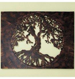 Eliassen Wandobjektbaum des Lebens 70x60cm