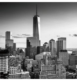 Eliassen Glasmalerei 80x80cm New Tower NY
