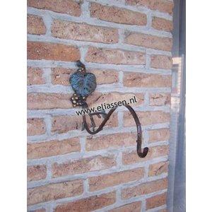 Eliassen Wall hook bronze