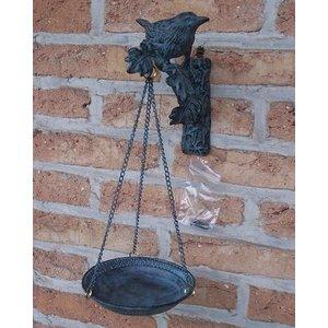 Eliassen Bronzen vogelvoederschaaltje