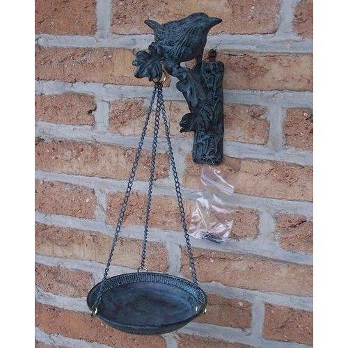 Eliassen Bronze-Vogelfutterschüssel