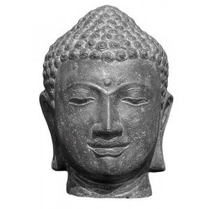 Eliassen Buddha head 30cm