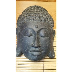 Eliassen Buddha mask 40cm