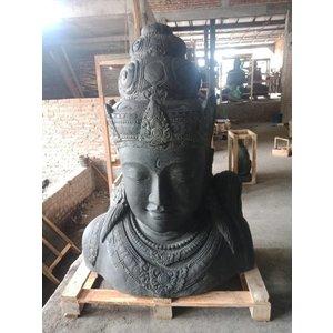 Eliassen Shiva bust 150cm