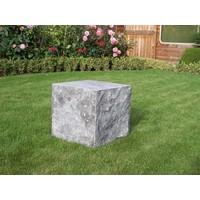 Hardstone base cut 40x40x40 cm
