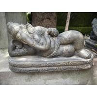 Ganesha beeld liggend